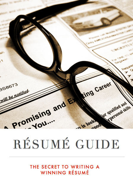 Free Resume Writing Book - PDF Download - How to write a resume